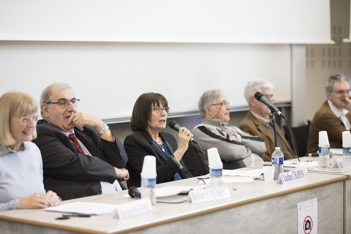 Conférence histoire IUT 50 ans