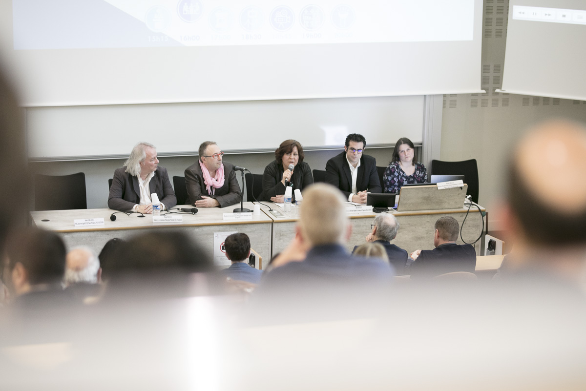 Conférence métiers IUT 50 ans