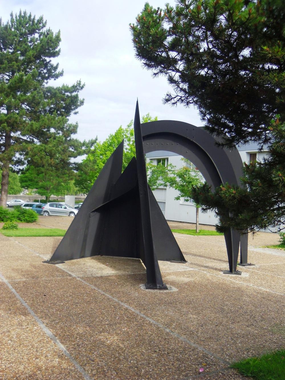 Stabile de Calder - IUT de Tours