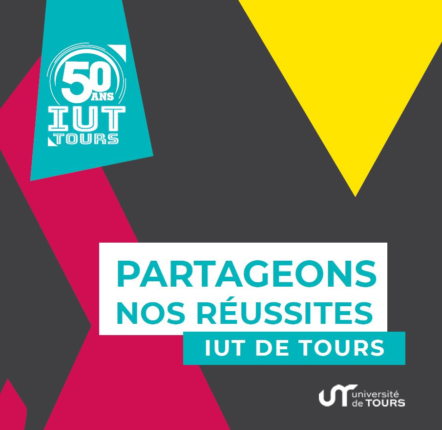 Livret 50 ans IUT Tours