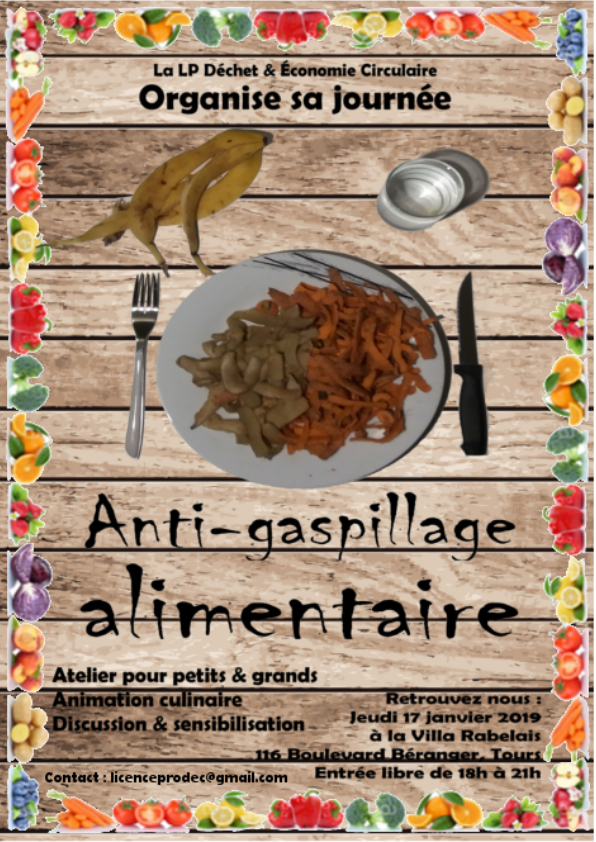 Forum antigaspillage alimentaire