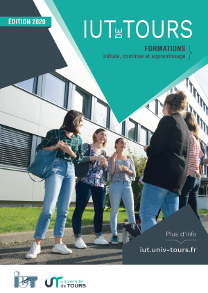 Formations IUT Tours 2020